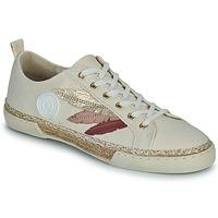 Παπούτσια Γυναίκα Ψηλά Sneakers Pataugas AUTHENTIQUE/T J2E Beige / Gold / Ροζ