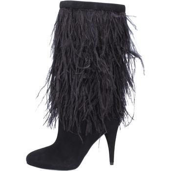 Παπούτσια Γυναίκα Μπότες για την πόλη MICHAEL Michael Kors BJ760 Μαύρος