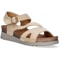 Παπούτσια Γυναίκα Σανδάλια / Πέδιλα Etika 52655 brown