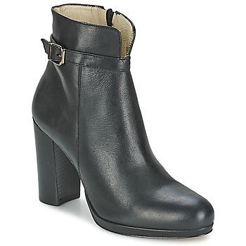 Παπούτσια Γυναίκα Μποτίνια Betty London GRAZI Black