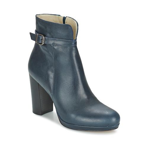 Παπούτσια Γυναίκα Μποτίνια Betty London GRAZI μπλέ