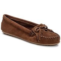 Παπούτσια Γυναίκα Μοκασσίνια Minnetonka KILTY Brown / Fonce