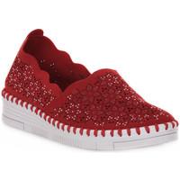 Παπούτσια Γυναίκα Slip on Grunland ROSSO F6VIVY Rosso