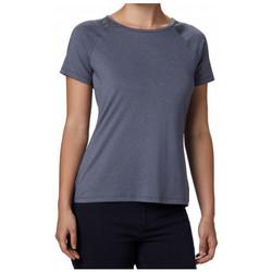 Υφασμάτινα Γυναίκα T-shirt με κοντά μανίκια Columbia  Multicolour