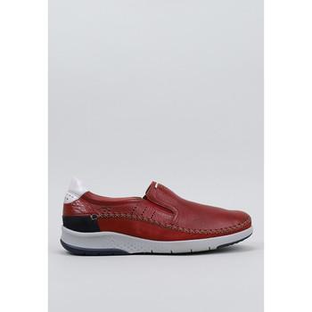 Παπούτσια Άνδρας Μοκασσίνια Fluchos  Red