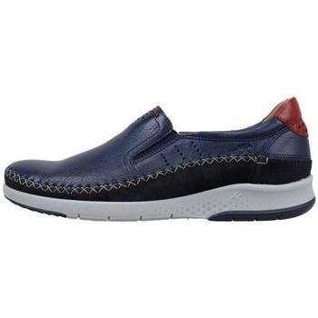 Παπούτσια Άνδρας Μοκασσίνια Fluchos  Μπλέ