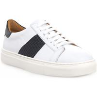 Παπούτσια Άνδρας Χαμηλά Sneakers Soldini COLORADO BIANCO BLU Bianco
