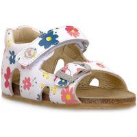 Παπούτσια Αγόρι Σανδάλια / Πέδιλα Naturino FALCOTTO 0N01 BEA WHITE Bianco