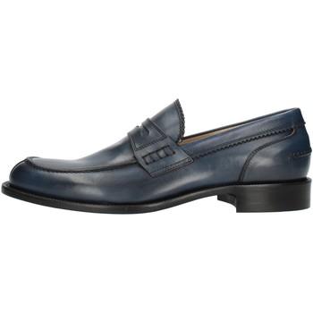 Παπούτσια Άνδρας Μοκασσίνια Mercanti Fiorentini 1922 05940 Blue