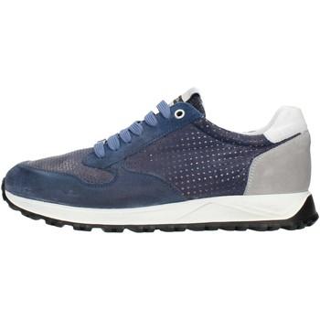 Παπούτσια Άνδρας Χαμηλά Sneakers Exton 751 Blue