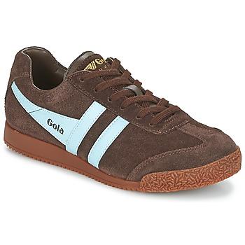 Παπούτσια Χαμηλά Sneakers Gola HARRIER Brown / Μπλέ
