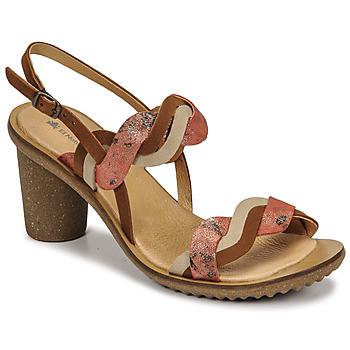 Παπούτσια Γυναίκα Γόβες El Naturalista FANTASY Brown