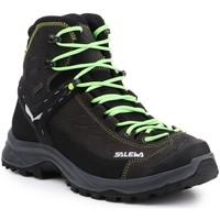 Παπούτσια Άνδρας Πεζοπορίας Salewa MS Hike Trainer Mid GTX 61336-0972 black