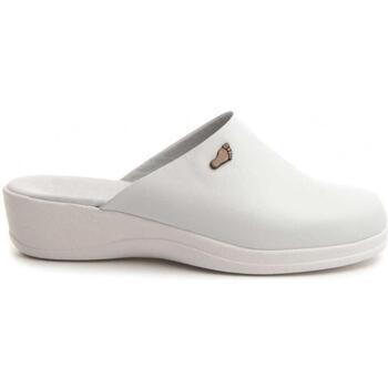 Παπούτσια Γυναίκα Τσόκαρα D´kel 70461 WHITE