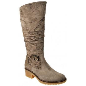 Παπούτσια Γυναίκα Μπότες για την πόλη Alviero Martini  Grey