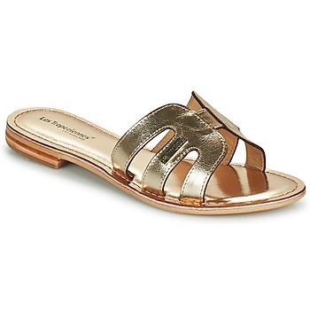Παπούτσια Γυναίκα Τσόκαρα Les Tropéziennes par M Belarbi DAMIA Gold