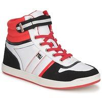 Παπούτσια Γυναίκα Ψηλά Sneakers Dorotennis STREET LACETS Red / άσπρο / Black