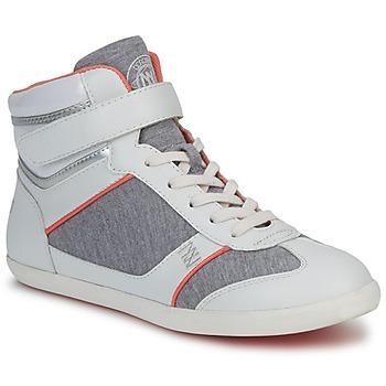 Παπούτσια Γυναίκα Ψηλά Sneakers Dorotennis MONTANTE VELCRO Grey