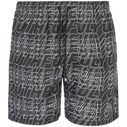 Υφασμάτινα Άνδρας Μαγιώ / shorts για την παραλία Les Hommes  Black