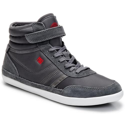 Παπούτσια Γυναίκα Ψηλά Sneakers Dorotennis MONTANTE STREET VELCROS Grey