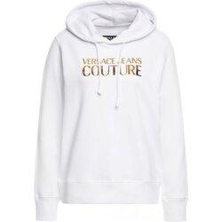 Υφασμάτινα Γυναίκα Φούτερ Versace B6HVA70E Άσπρο