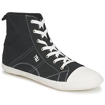 Παπούτσια Γυναίκα Ψηλά Sneakers Dorotennis MONTANTE LACET INSERT Black