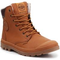 Παπούτσια Ψηλά Sneakers Palladium Sport WPS 72992-251-M brown