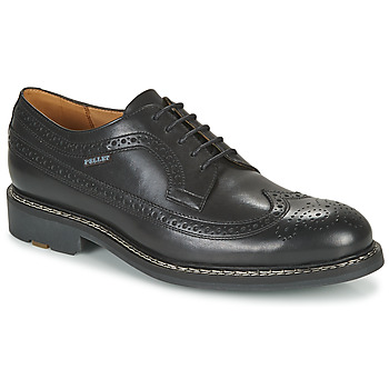 Παπούτσια Άνδρας Derby Pellet NORMAN Black