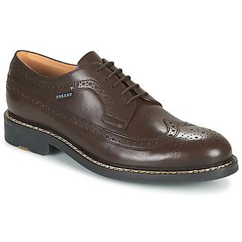 Παπούτσια Άνδρας Derby Pellet NORMAN Brown