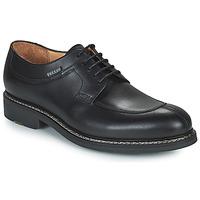 Παπούτσια Άνδρας Derby Pellet Magellan Black