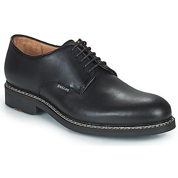 Παπούτσια Άνδρας Derby Pellet Nautilus Black