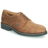 Παπούτσια Άνδρας Derby Pellet Nautilus Brown