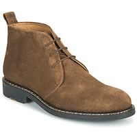 Παπούτσια Άνδρας Derby Pellet MIRAGE Brown