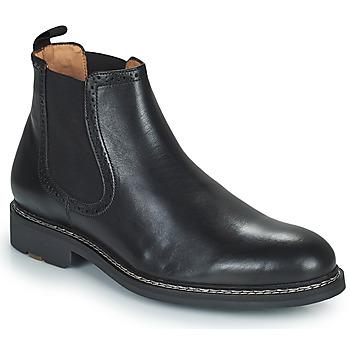 Μπότες Pellet RAYMOND ΕΠΕΝΔΥΣΗ: Δέρμα βοοειδούς & ΕΣ. ΣΟΛΑ: Δέρμα βοοειδούς & ΕΞ. ΣΟΛΑ: Συνθετικό