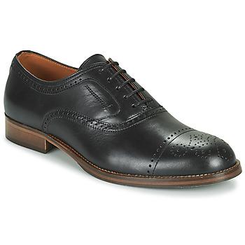 Παπούτσια Άνδρας Derby Pellet ABEL Black