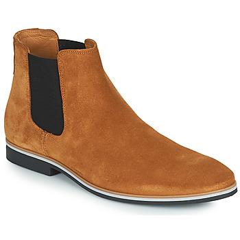 Παπούτσια Άνδρας Μπότες Pellet BILL Brown