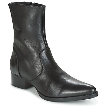 Παπούτσια Γυναίκα Μποτίνια Betty London IANO Black