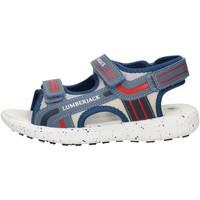 Παπούτσια Αγόρι Σανδάλια / Πέδιλα Lumberjack SB28206010M17 Light blue