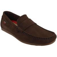 Παπούτσια Άνδρας Μοκασσίνια CallagHan  Marrón