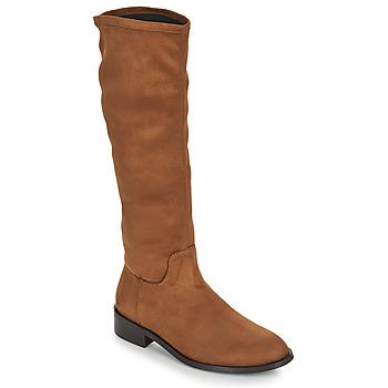 Παπούτσια Γυναίκα Μπότες για την πόλη JB Martin AMOUR Brown