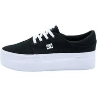 Παπούτσια Γυναίκα Sneakers DC Shoes Trase Platform Μαύρος