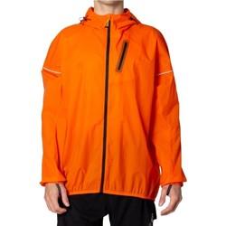 Υφασμάτινα Άνδρας Αντιανεμικά Asics FujiTrail Jacket Orange