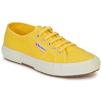 Παπούτσια Γυναίκα Χαμηλά Sneakers Superga 2750 CLASSIC Yellow