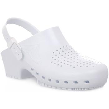 Παπούτσια Γυναίκα Σαμπό Calzuro S BIANCO CINTURINO Bianco