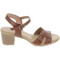 Παπούτσια Γυναίκα Σανδάλια / Πέδιλα Porronet Sandale F12626 Marron Brown