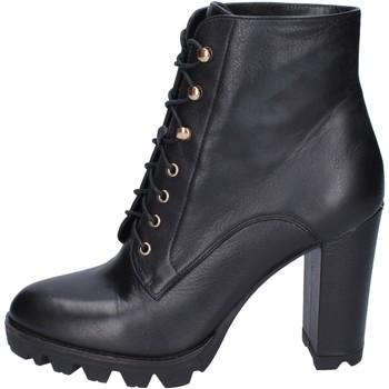 Παπούτσια Γυναίκα Μποτίνια Liu Jo BJ804 Μαύρος