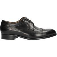 Παπούτσια Άνδρας Derby Mercanti Fiorentini 1922 07695 Black