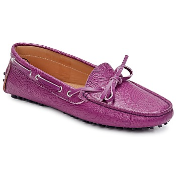 Boat shoes Etro MOCASSIN 3773