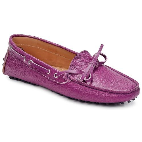 Παπούτσια Γυναίκα Μοκασσίνια Etro MOCASSIN 3773 Violet