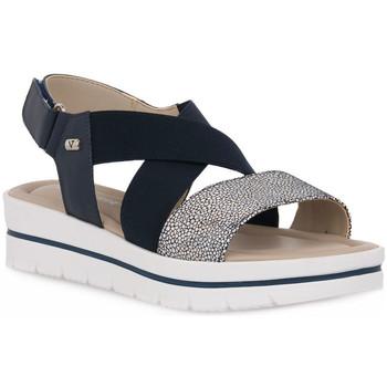 Παπούτσια Γυναίκα Σανδάλια / Πέδιλα Valleverde BLU SANDALO Blu